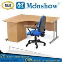China Teachers' workbench Long computer desk with 3 drawers wholesale