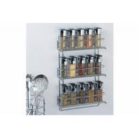 China Kitchen item series Product name:3-Tier Wall-Mounted Spice Rack wholesale