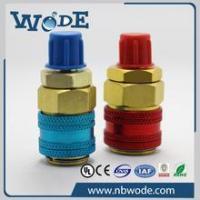 China rigorous testing brand new r134a quick coupler wholesale