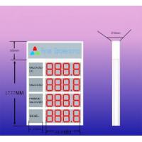 TAXI LED Display Category:Gas sign pylon