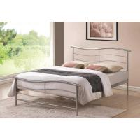 China Children's Beds Time Living Waverley 3FT Single Silver Metal Bed on sale