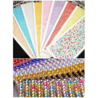Buy cheap Crystal Sticker Rhinestone Crystal Sheets Stickers from wholesalers