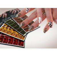 China Crystal Sticker Nail Stickers wholesale