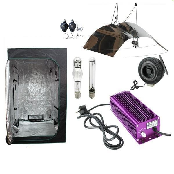 Quality Fluorescent grow light EURO 250 Watt HPS Hydroponic Grow Kit for sale
