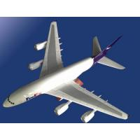 China Part Metal Airplane Model for FedEx Express wholesale