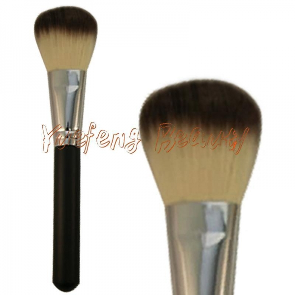 Quality Two tone Synthetic Powder Brush for sale