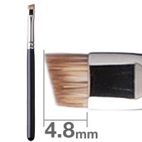 China Angled eyebrow brush Badger hiar 4.8mm wholesale
