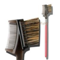 China lash & comb brush bristle hair 2 wholesale