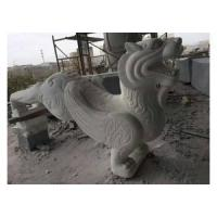 China Owne Quarry Chinese Snow White Marble Lion Stone Carving & Scuplture wholesale