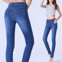 China d82948f 2016 wholesale pant jeans european new model ladies skinny jeans wholesale