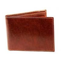 China brown leather wallets supplier china wholesale