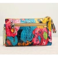 China womens colorful leather wallets for wholesale wholesale