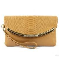 China brown leather purse cross body wholesale