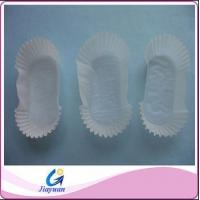 Cheap price glassine wrapping paper/making cake cup glassine paper on wholesale
