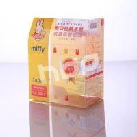 China Baby PET plastic boxes wholesale