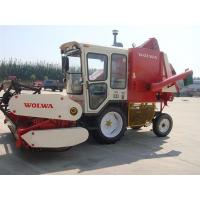 China Harvester W4D-1 soybean harvester wholesale