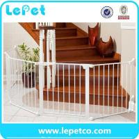China Pet Door for dogs pet safety door dog safety gate Lockable Wholesale For Amazon and eBay stores wholesale