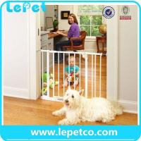 China Baby child safety gate Extra-Wide Walk-Thru Gate For Amazon and eBay stores on sale