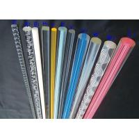 China best price new style colored acrylic stick/clear acrylic rod with colored wholesale wholesale
