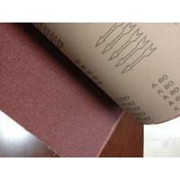 China the super quality emery cloth roll for making wide belt KX167 abrasive belt type sanding belt wholesale