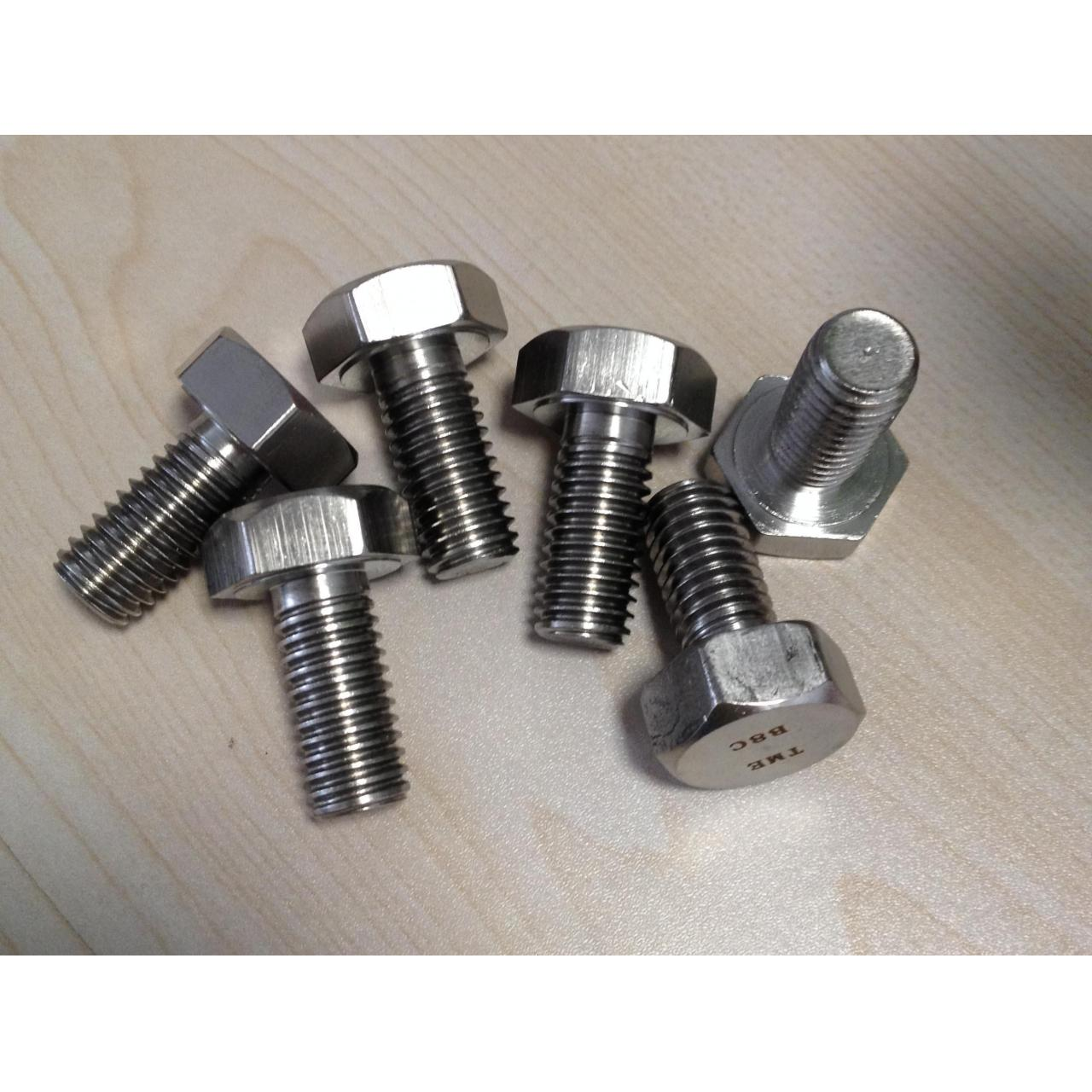 China Stainless Steel ASTM A193 B8 bolts wholesale