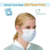 Buy cheap Dental Face Masks (250 Piece Pack) | Disposable Masks for Oral Care Facilities from wholesalers