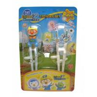 China Pororo, The Little Penguin Two Stage Right Handed Edison Chopsticks wholesale