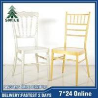 China Moden design appearance chaiavari wedding chairs with wholesale price wholesale