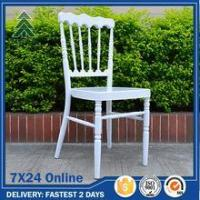 China Aluminum napoleon chairs chateau chair for sale wholesale