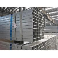 China Pre Galvanized Square Tube From Welding Tube Factory on sale