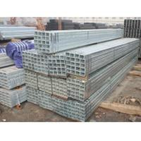 RHS Tubo Galvanizado From Welding Pipe Factory