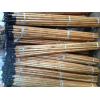 China Factory price varnish wooden broom handle wholesale