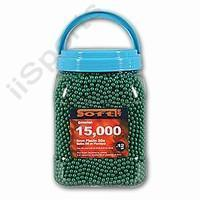 China Airsoft Crosman 15,000 .12gr BBs Canister wholesale