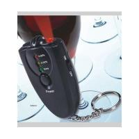 China Handy Keychain Alcohol Breath Tester and Torch Light wholesale