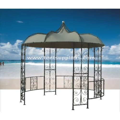 round gazebo images. Black Bedroom Furniture Sets. Home Design Ideas
