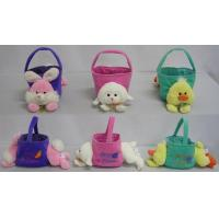 China Easter Toys Easter Animals Basket wholesale