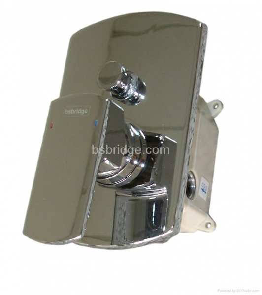 Quality 4-way shower mixer with diverter for sale