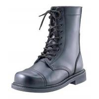 China Steel Toe Combat Boots G.I. Style Military Boots on sale