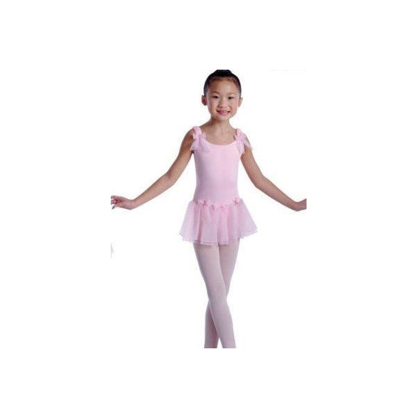 Kids Princess Aurora Skirted Camisole Ballet Leotard by Body Wrappers (2162)