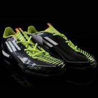 Quality New Adidas F50 Adizero TRX TF Soccer Cleats,2011 Style In Black for sale