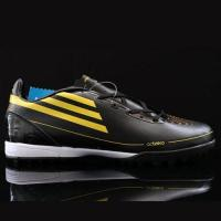 Quality Latest adidas Messi F50 adizero TRX TF Soccer Shoes Cleats Black for sale