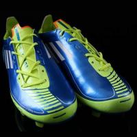 Quality New 2011 Style Adidas F50 Adizero II Prime FG Soccer Boots In Blue/Green for sale