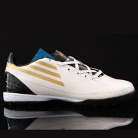 Quality Wholesale adidas F50 Messi adizero FG Soccer Cleats Shoes White for sale