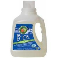 China Earth Friendly Products Ecos 2x Liquid Laundry Detergent, Lemongrass, 100-Ounce Bottle (Pack of 4) wholesale