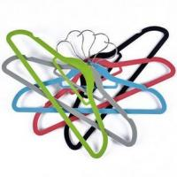 China hangers,flocking hanger/Magic hanger,clothes hangers china m wholesale