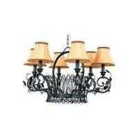China Country French 6-Light Chandelier wholesale