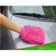China Chenille and Microfiber Cleaning Glove wholesale