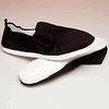 China Kung Fu Shoes - White soles