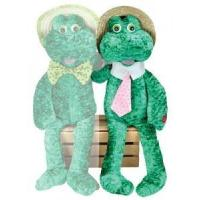 China Louie Frog - LONG NECK TIE wholesale
