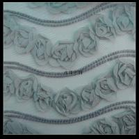 China fashion hand-cut cording embroidery wholesale
